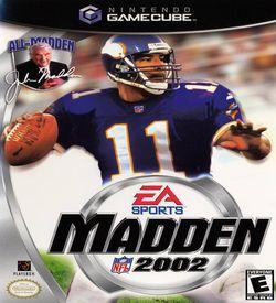 Madden NFL 2002 ROM