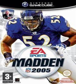 Madden NFL 2005 ROM