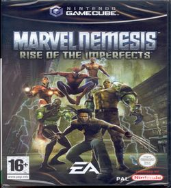 Marvel Nemesis Rise Of The Imperfects ROM
