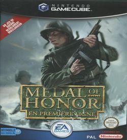 Medal Of Honor En Premiere Ligne ROM