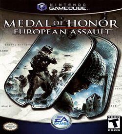 Medal Of Honor European Assault ROM
