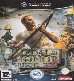 Medal Of Honor Rising Sun  - Disc #2 ROM