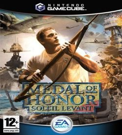 Medal Of Honor Soleil Levant  - Disc #1 ROM