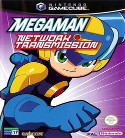 Mega Man Network Transmission ROM