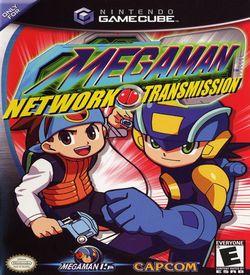Mega Man Network Transmission ROM