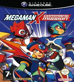 Mega Man X Command Mission ROM