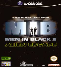Men In Black II Alien Escape ROM