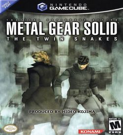 Metal Gear Solid The Twin Snakes  - Disc #2 ROM