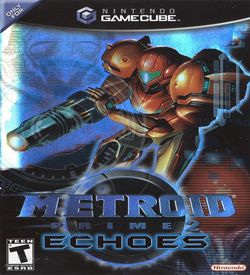 Metroid Prime 2 Echoes ROM