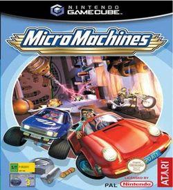 Micro Machines ROM