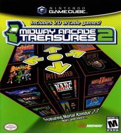 Midway Arcade Treasures 2 ROM