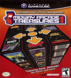 Midway Arcade Treasures ROM