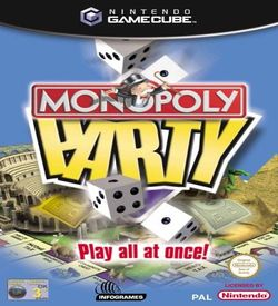 Monopoly Party ROM