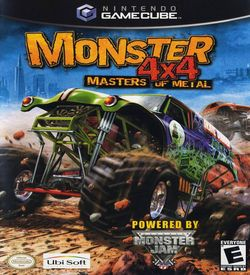 Monster 4x4 Masters Of Metal ROM