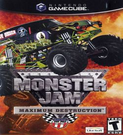 Monster Jam Maximum Destruction ROM