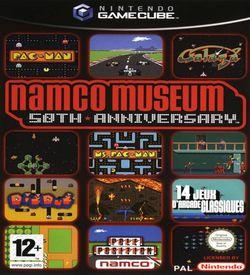 Namco Museum 50th Anniversary ROM