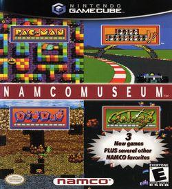 Namco Museum ROM