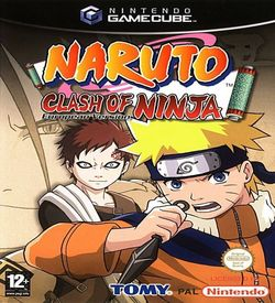 Naruto Clash Of Ninja ROM