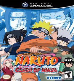 Naruto Clash Of Ninja ROM