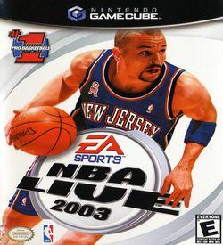 NBA Live 2003 ROM
