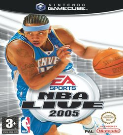NBA Live 2005 ROM