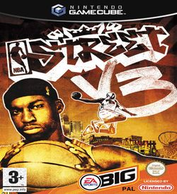 NBA Street V3 ROM