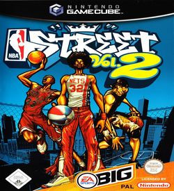 NBA Street Vol. 2 ROM