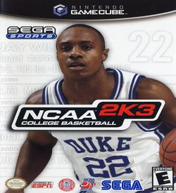 NCAA College Basketball 2K3 ROM