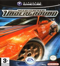 Need For Speed Underground ROM