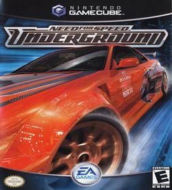 Need For Speed Underground ROM