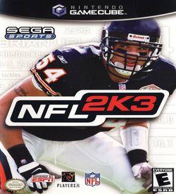NFL 2K3 ROM