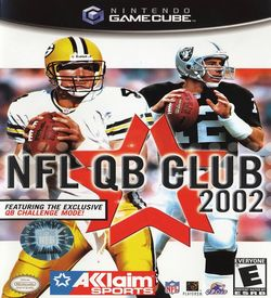 NFL QB Club 2002 ROM