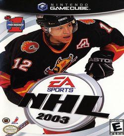 NHL 2003 ROM