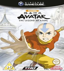 Nickelodeon Avatar The Legend Of Aang ROM