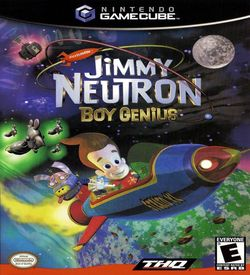 Nickelodeon Jimmy Neutron Boy Genius ROM