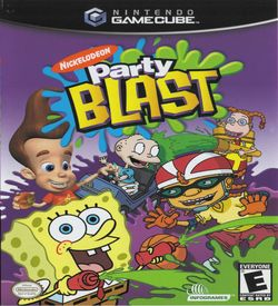 Nickelodeon Party Blast ROM