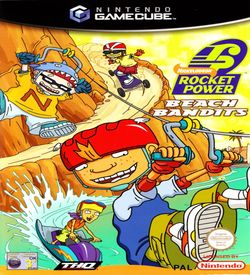 Nickelodeon Rocket Power Beach Bandits ROM