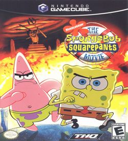 Nickelodeon SpongeBob Schwammkopf Der Film ROM
