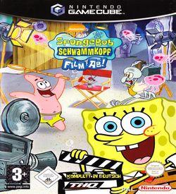Nickelodeon SpongeBob Schwammkopf Film Ab ROM