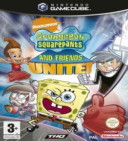 Nickelodeon SpongeBob SquarePants And Friends Unite ROM
