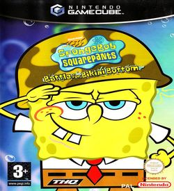 Nickelodeon SpongeBob SquarePants In Battle For Bikini Bottom ROM