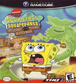 Nickelodeon SpongeBob SquarePants Revenge Of The Flying Dutchman ROM