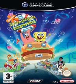 Nickelodeon SpongeBob SquarePants The Movie ROM