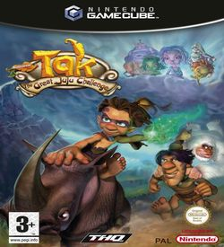 Nickelodeon Tak The Great Juju Challenge ROM