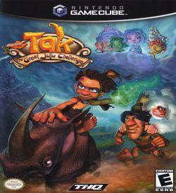 Nickelodeon Tak The Great Juju Challenge ROM