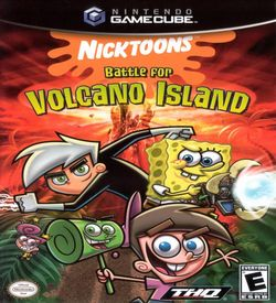 Nicktoons Battle For Volcano Island ROM