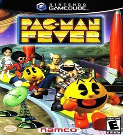 Pac-Man Fever ROM