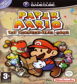 Paper Mario The Thousand Year Door ROM