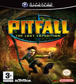 Pitfall The Lost Expedition ROM