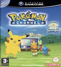 Pokemon Channel ROM